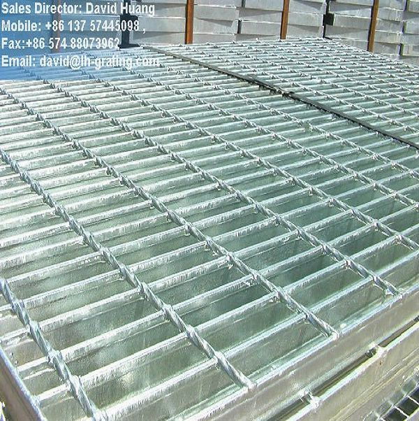Hot DIP Galvanized Drain Grating Cover for Trench pictures & photos