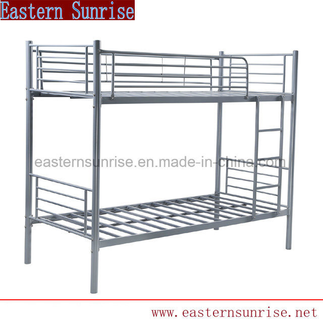 Hot Sale Economical & Durable Strong Metal Frame Bunk Bed pictures & photos