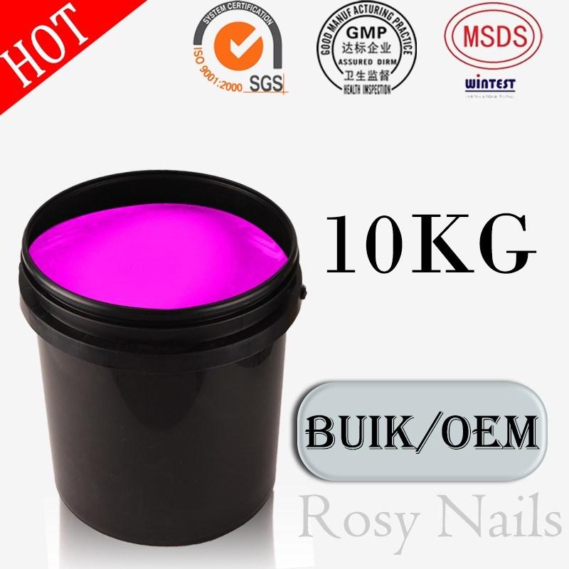China Bulk Wholesale Beauty Supplies 10kg UV Gel Polish