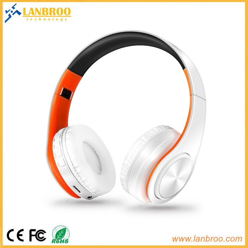 China Multifunction Bluetooth Headphone Wireless Stereo for Music
