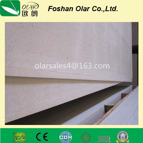 6mm Fiber Cement Board For Interior Wall Finish Materials