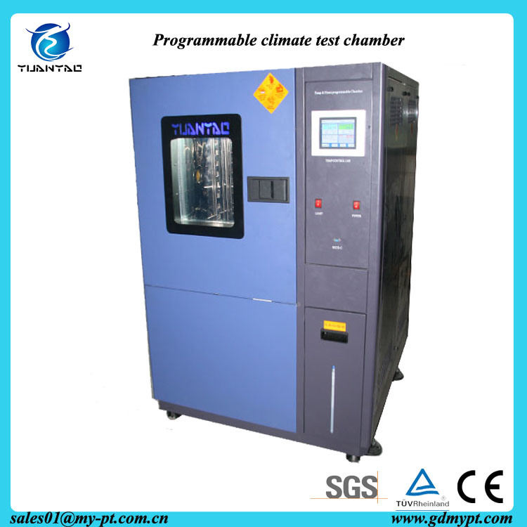 Programmable Temperature Humidity Chamber