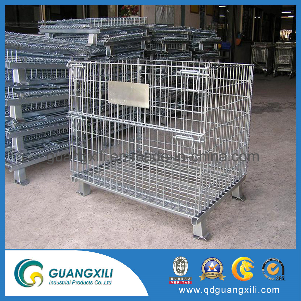 Small Wire Pallet Center 22153 Watt Low Frequency Amplifier Based Ka2206 China Foldable Metal Mesh Cage For Warehouse Storage Rh Guangxili En Made In