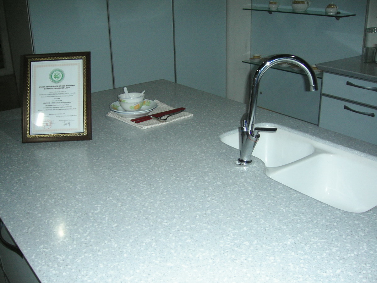 China Kitchen Tops Corian Countertop and Vanity Top for Sale Photos ...