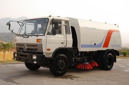 8 Ton Road Sweeper