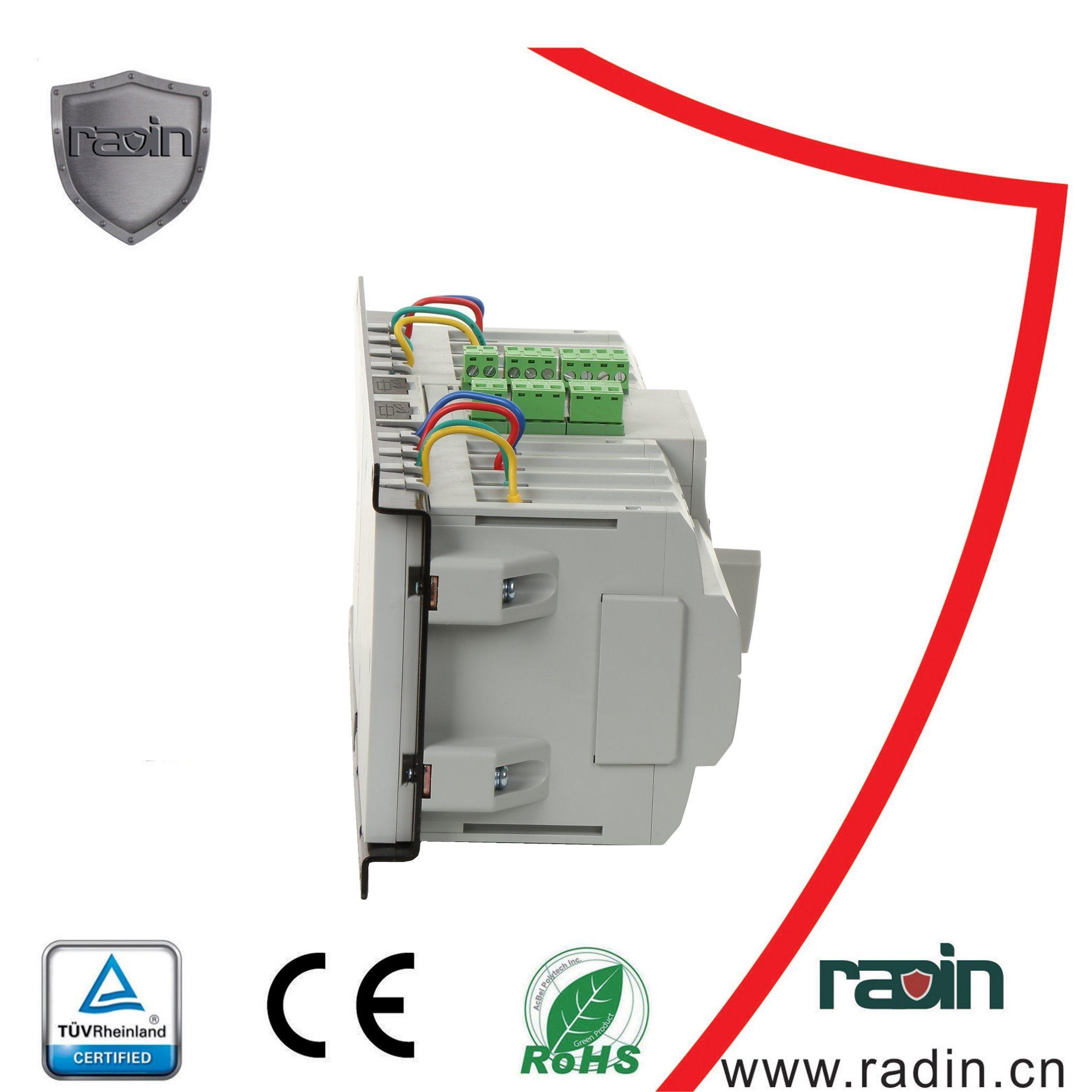 China Generator Breaker Box Automatic Changeover Switch Transfer Panel