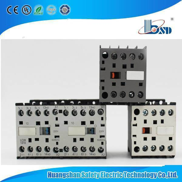AC Contactor, Magnetic AC Contactor (LC1D, CJX2, 3TF, 3RT) pictures & photos