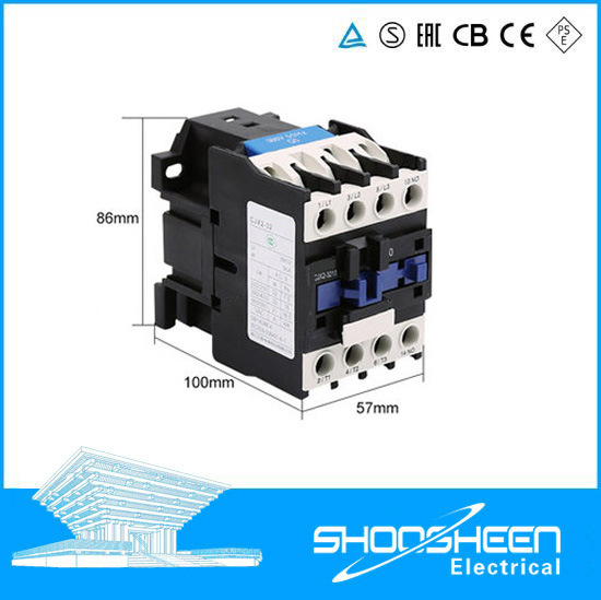 [Hot Item] 3rt Cjx7 AC Contactors for Siemens Contactor Types of Electric  Contactor 230V/400V 2p/4p (3RT1025)