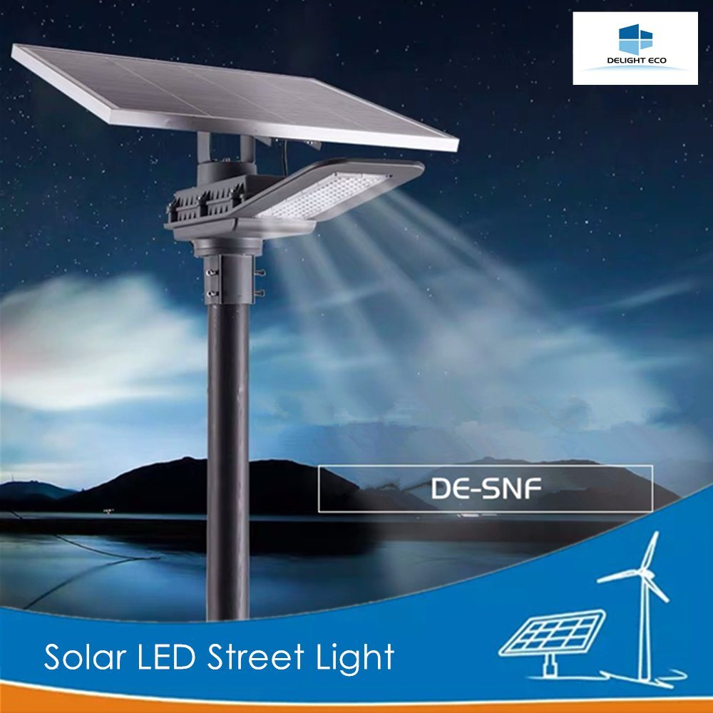 China Delight Post Replacement Parts Solar Led Outdoor Lamp China Solar Light Solar Street Light