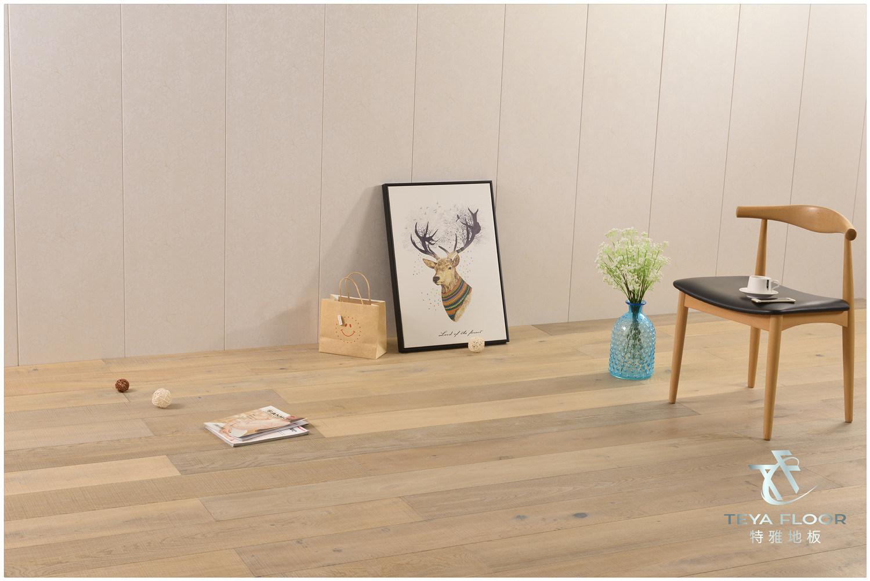 China Oak Engineered Wood Flooring