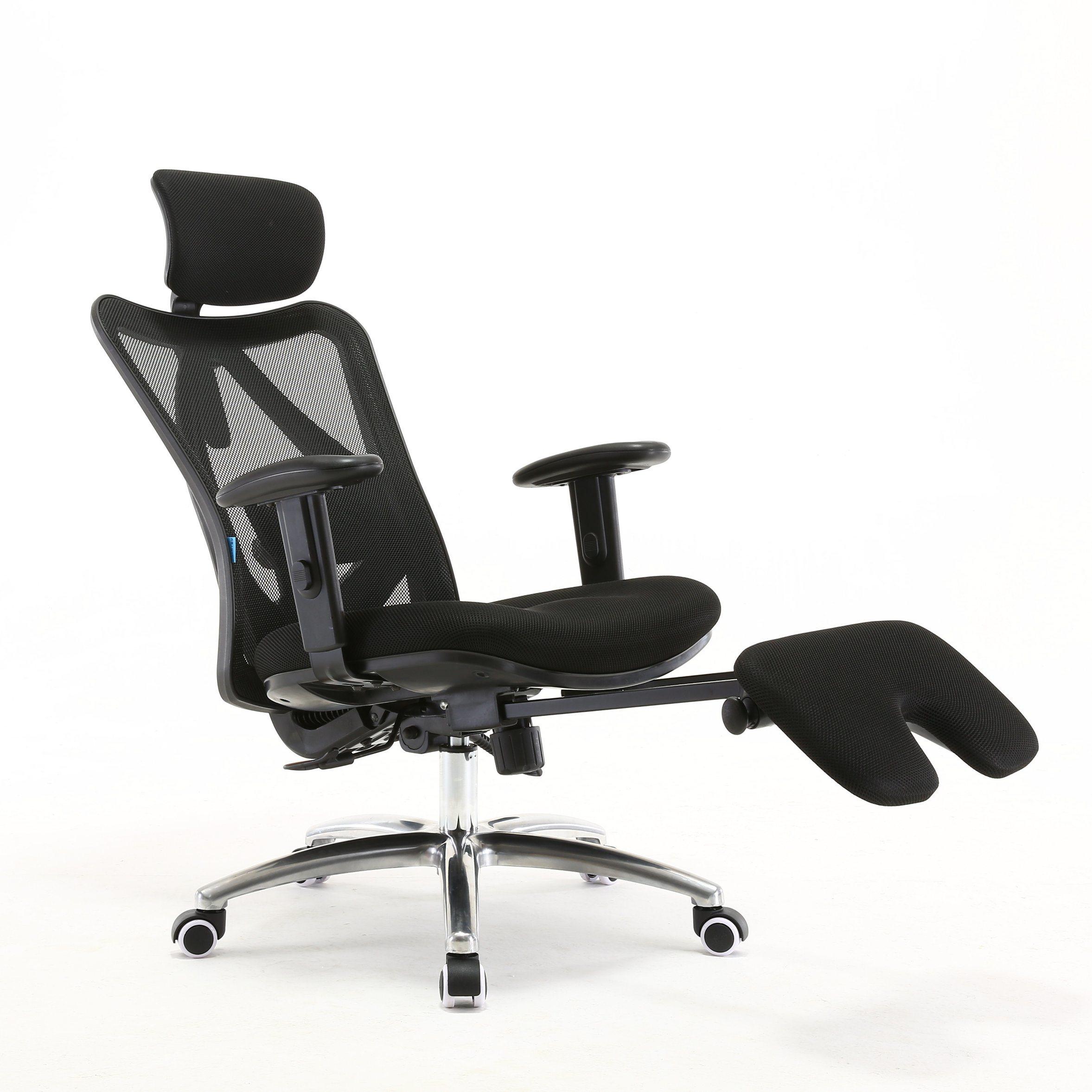 China Adjustable Computer Desk Office Furniture High Back
