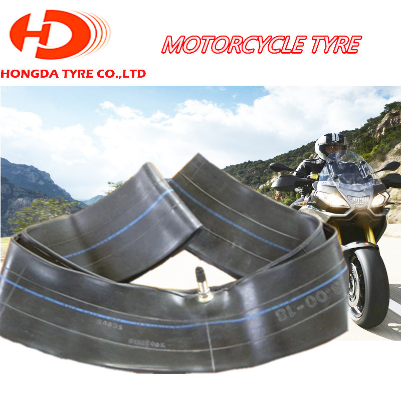 High Quality Butyl Motorcycle Tube 275/300-18 pictures & photos
