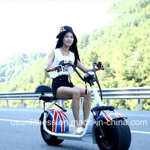 1500W World Cup Electric Motorcycle (NY-E8) for Adult pictures & photos