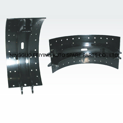 China High Quality 4311 Brake Shoe for Meritor/Rockwell