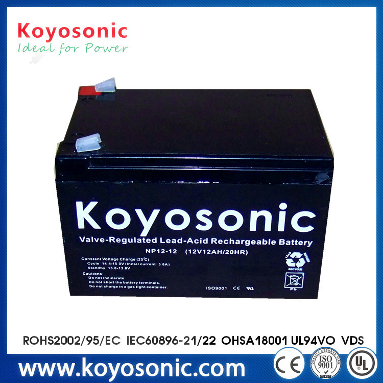 china 12v 12ah battery 12v 12ah 20hr rechargeable ups battery 12v