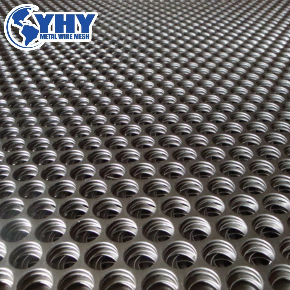China Aluminum Perforated Metal Mesh Sheet - China Perforated Mesh ...