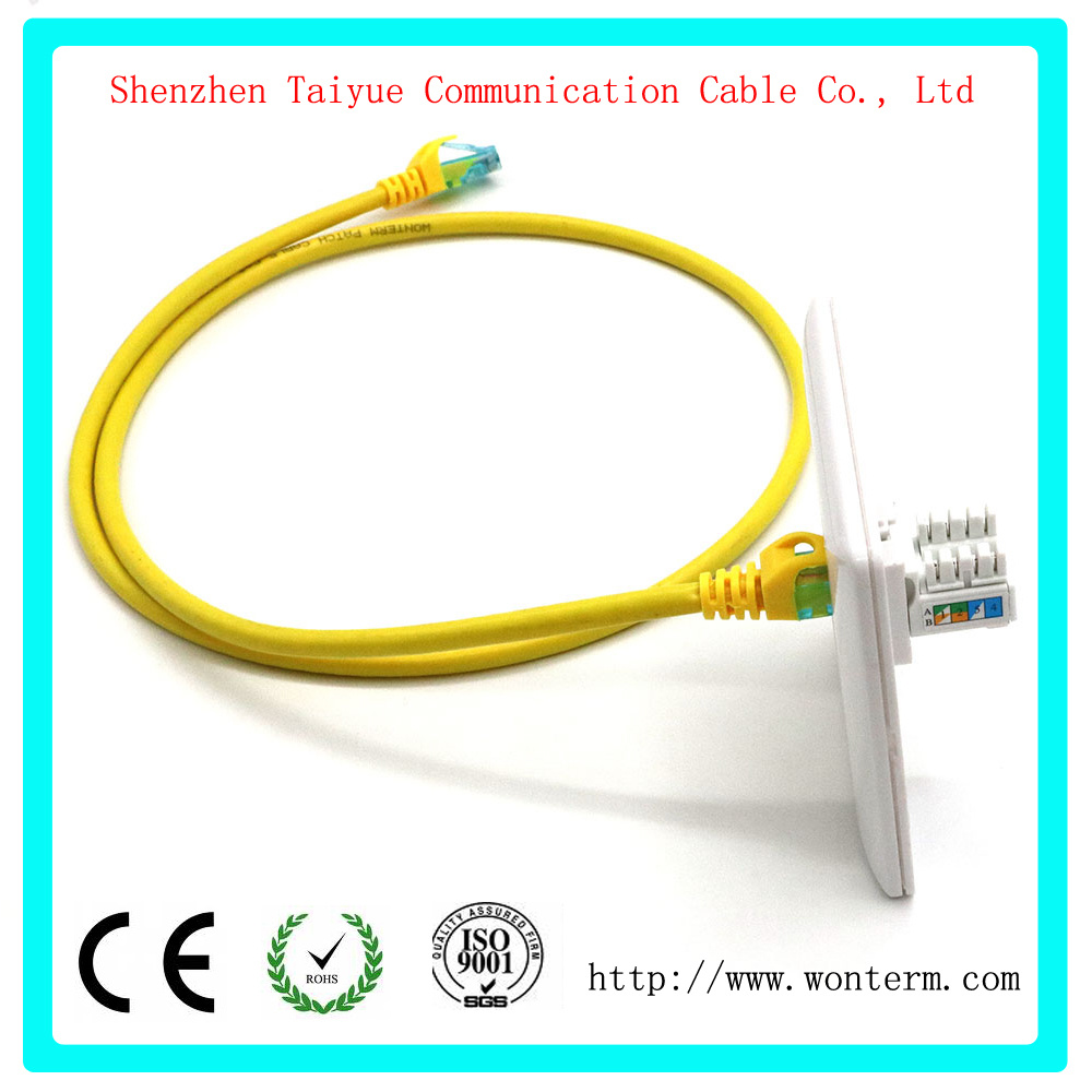 China Keystone Jack Rj45 Ethernet Module Network Coupler Punch Down Wiring Adapter Compatible Cat 5e Connector