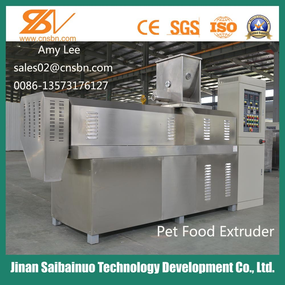 Automatic Dog Food Machines Plant Production Line pictures & photos