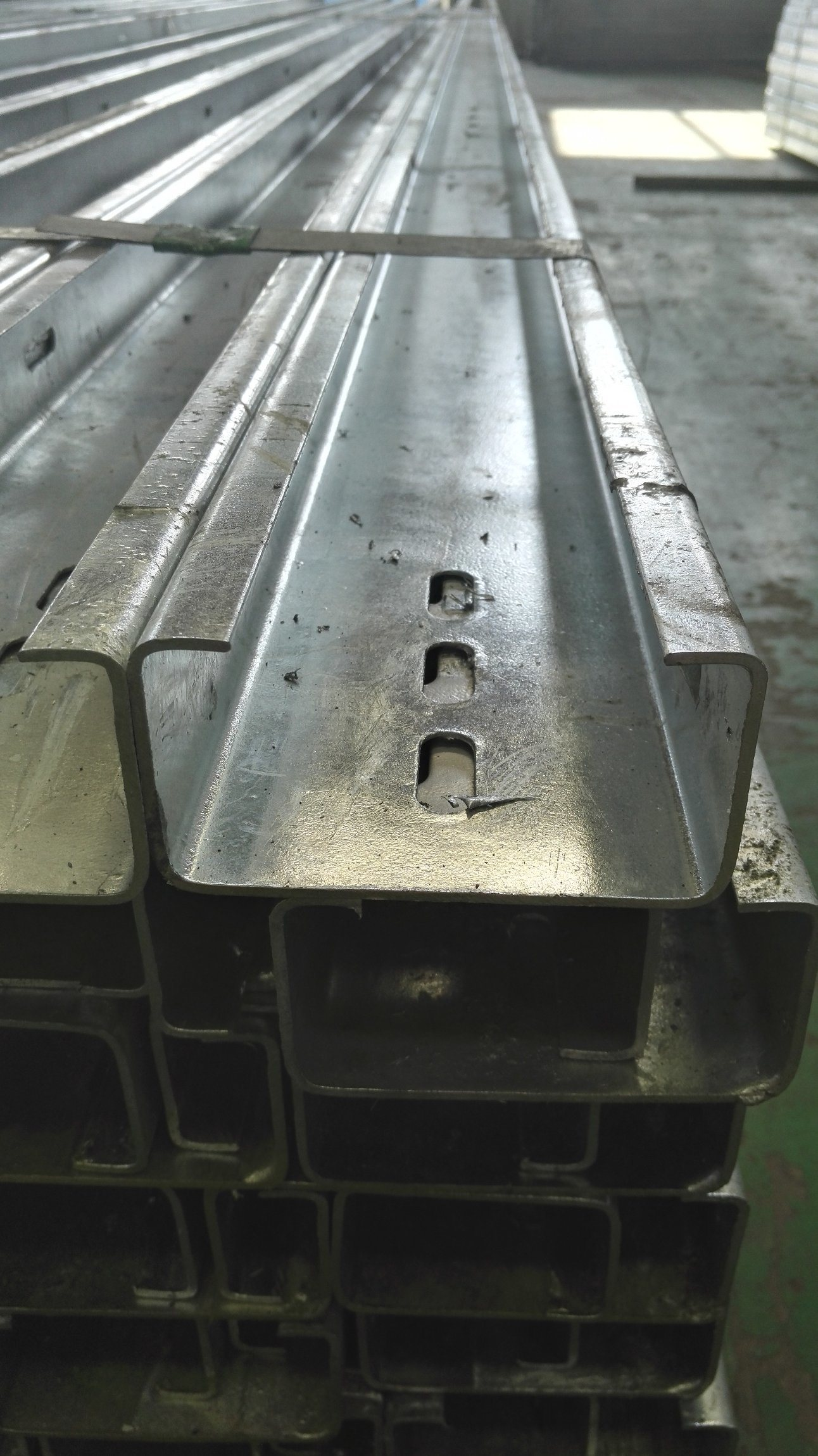 Steel Strut Channel (C TYPE)