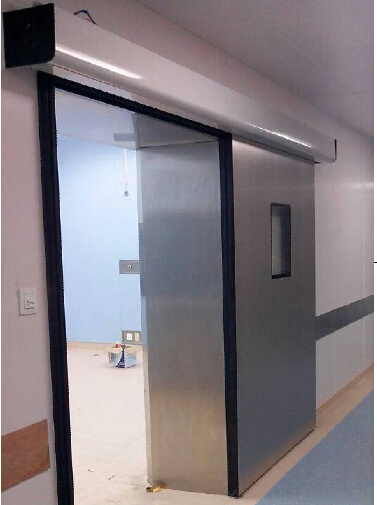 Hermetic Sealed Sliding Door