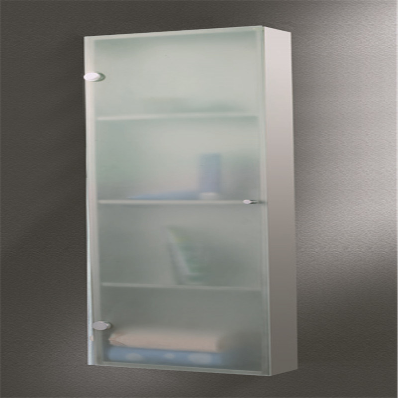 Cabinet With Frosted Gl Door