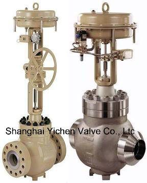 High Pressure and High Temperature Steam Pneumatic Control Valve (ZJHM)