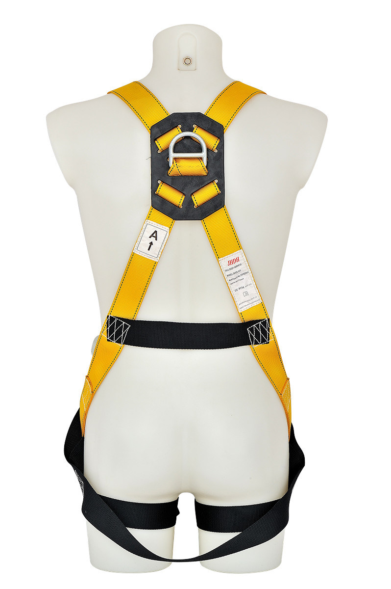 China Safety Harness -3D Ring Model Svqs062 - China Harness, Belt
