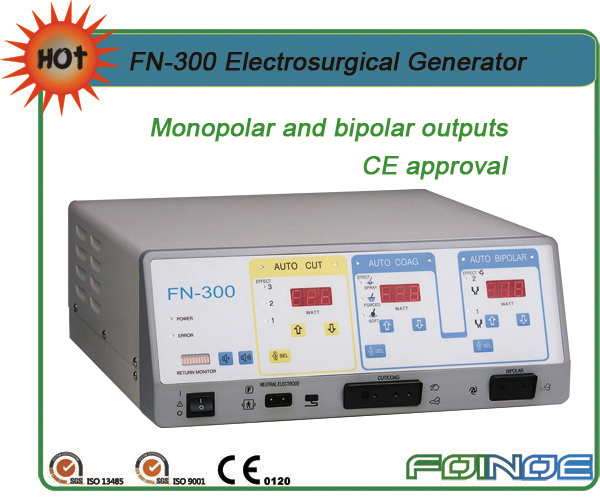 Fn-300 CE Approved Electrosurgical Unit Electrocautery Unit