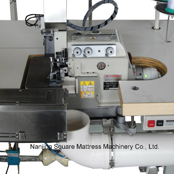 Mattress Heavy Duty Sewing Machine for Mattress Overlock pictures & photos