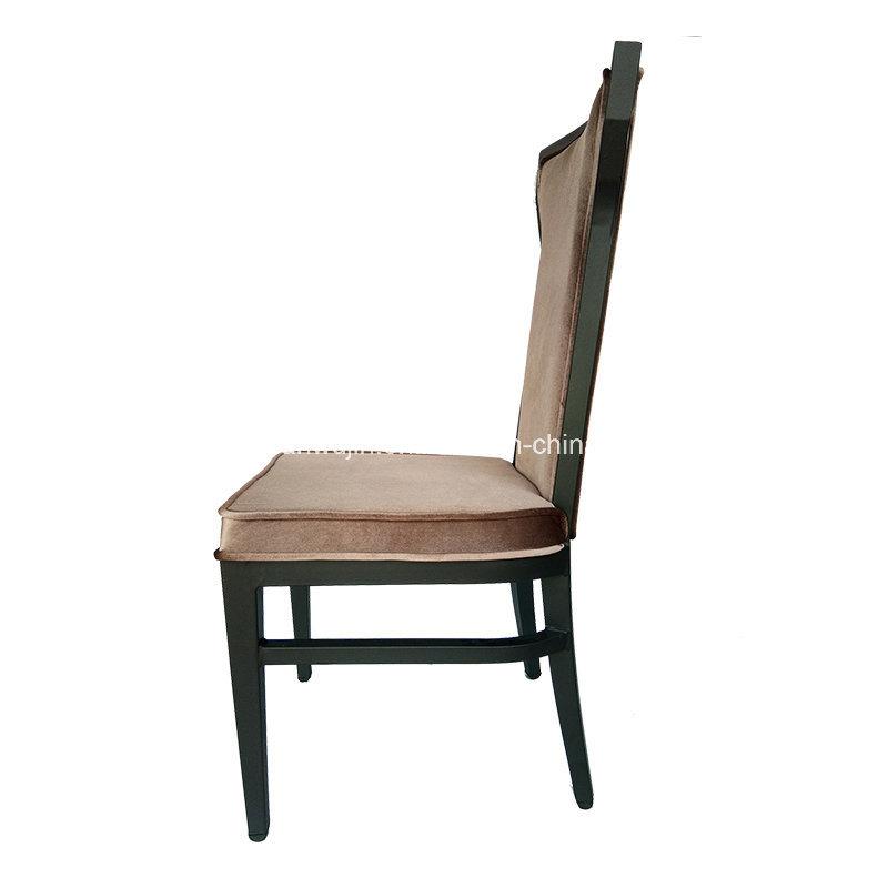 Wholesale Hotel Furniture Luxury Metal Dining Room Chair (JY F51)