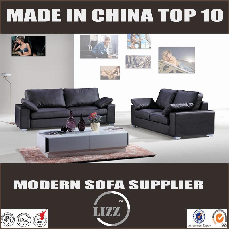 China Miami Modern Loveseat Retro Furniture Leather Sofa - China ...