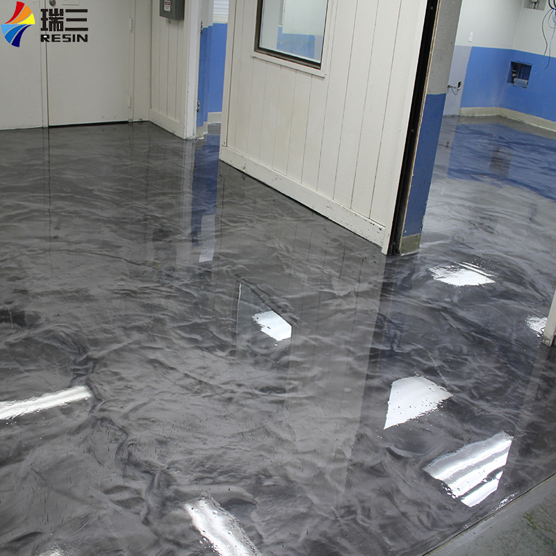China Clear Epoxy Resin Uv Resistant
