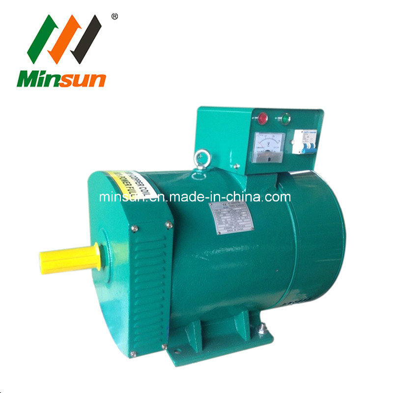China Stc 100% Copper Wire 30kw Alternator Price with Pulley - China ...