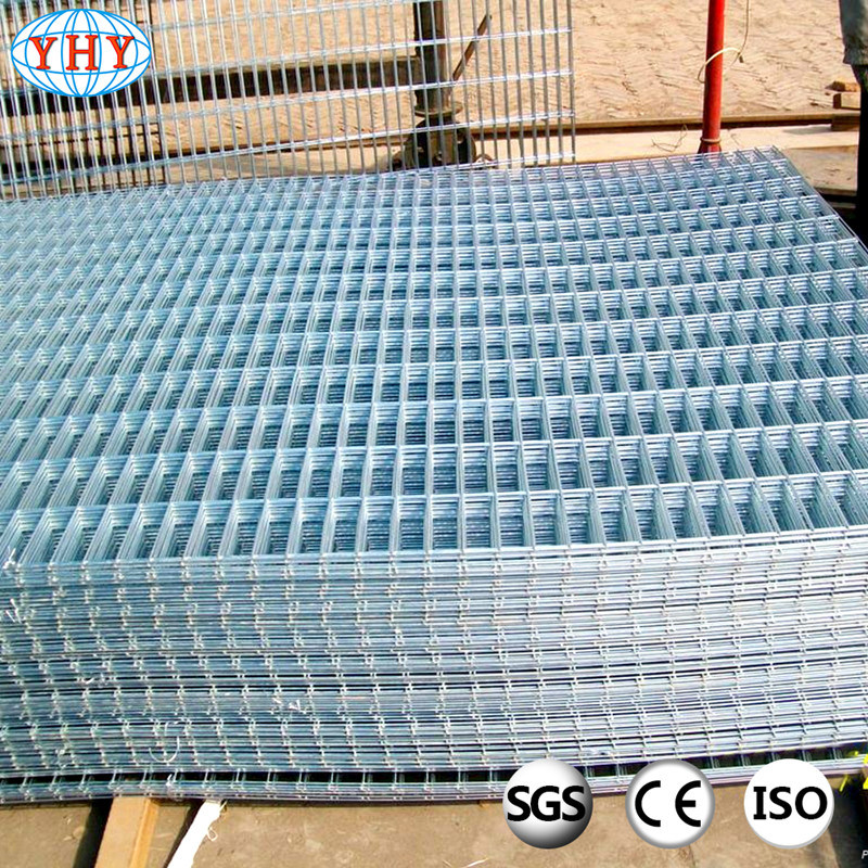 China 100 X 100mm Galvanized Welded Wire Mesh Panel Photos ...