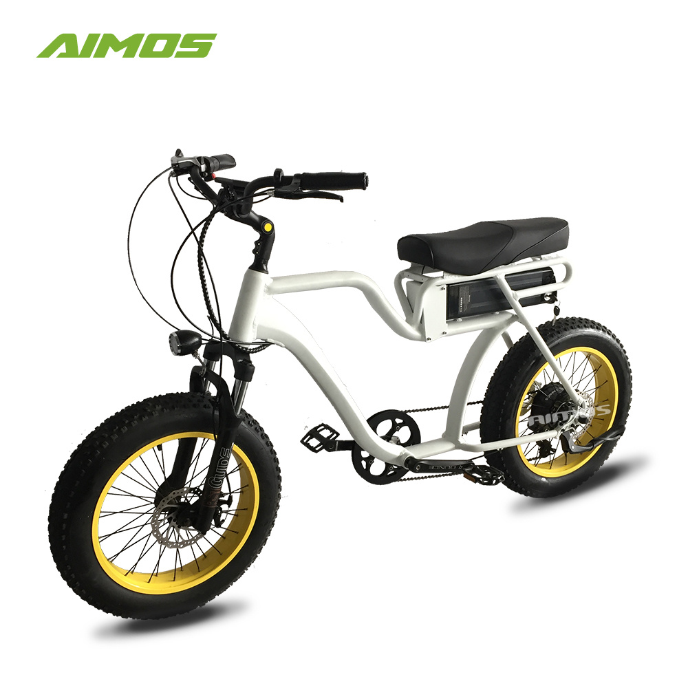 2fc675a63d9 China AMS-Tde-07 2018 New! E Bike 750 Watt Electric Bike Fat E Bike ...