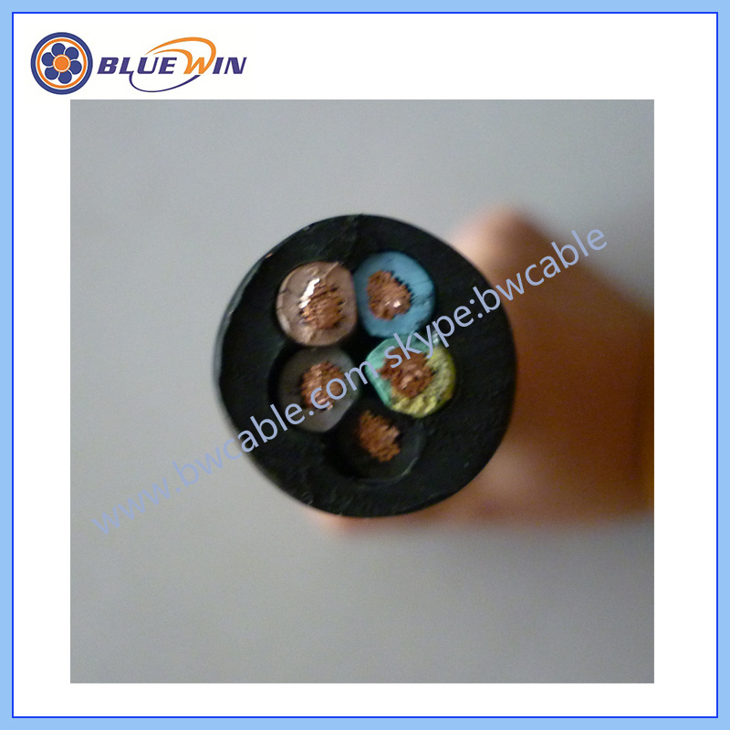 China Rubber Cable HS Code 85444921 H07rn-F Photos & Pictures - Made ...