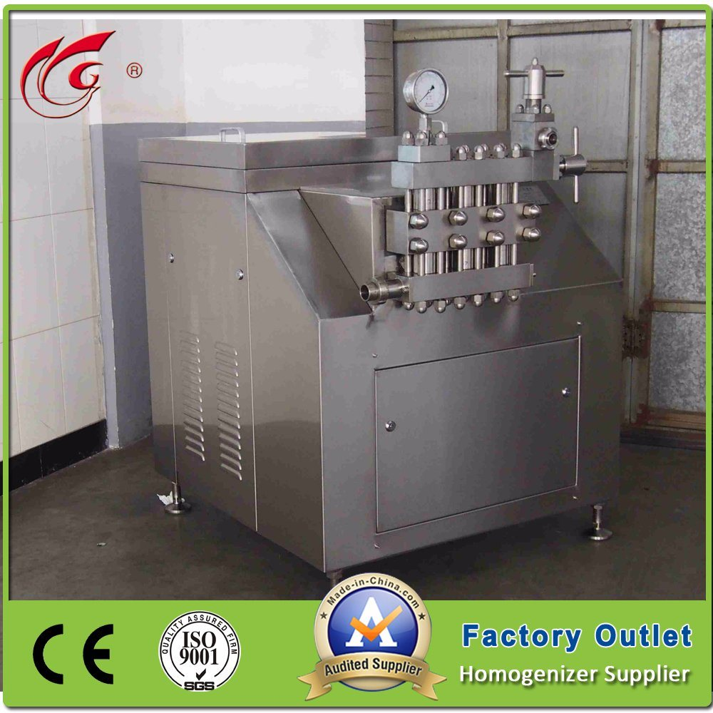 2000L High Pressure Milk Homogenizer (GJB2000-25) pictures & photos