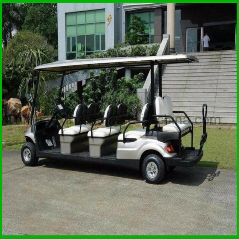 China Small 6 Person Electric Golf Buggy European Electric