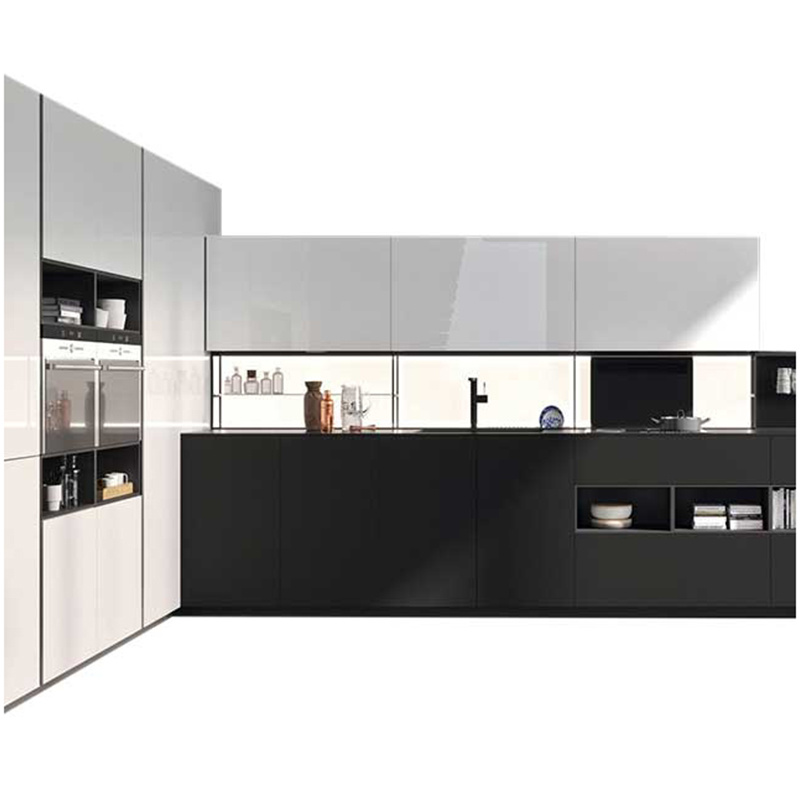 China Modular Kitchen Cabinet Guangdong Manufacturers High Gloss Lacquer Cabinets China Moisture Proof Water Resistant
