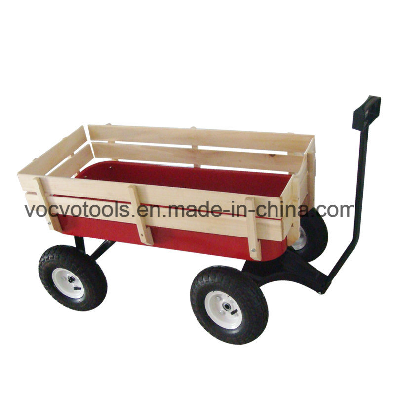 Hot Item Folding Wagon Beach Nursery Lawn Garden Cart