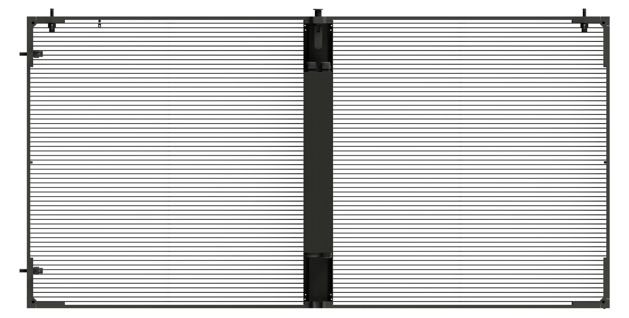 [Hot Item] LED Curtain, LED Video Curtain/Rental Video Wall/LED Mesh  Curtain/Mesh Panel