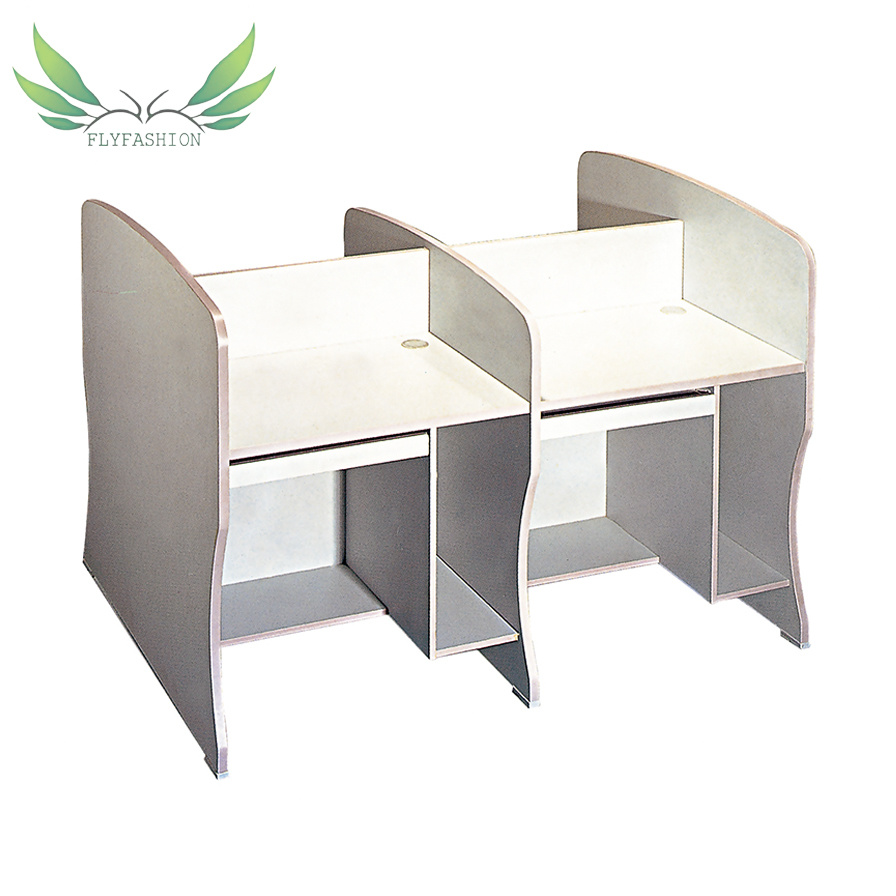 - China White Color Wood Computer Desk Sets On Sale - China Computer
