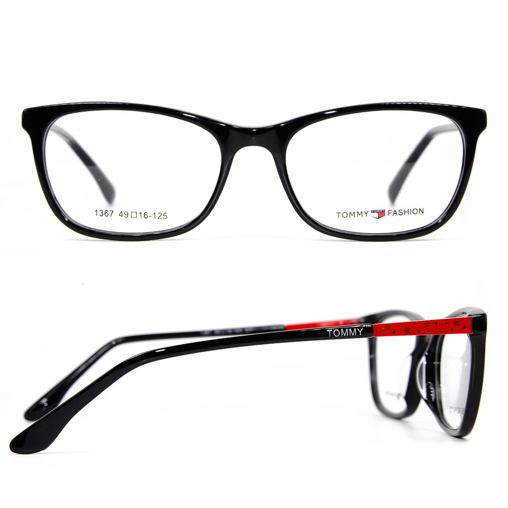 d3144bb175df China Fashion New Design Glasses Frames for Girls Acetate Optical  Spectacles - China Eyeglass Frame