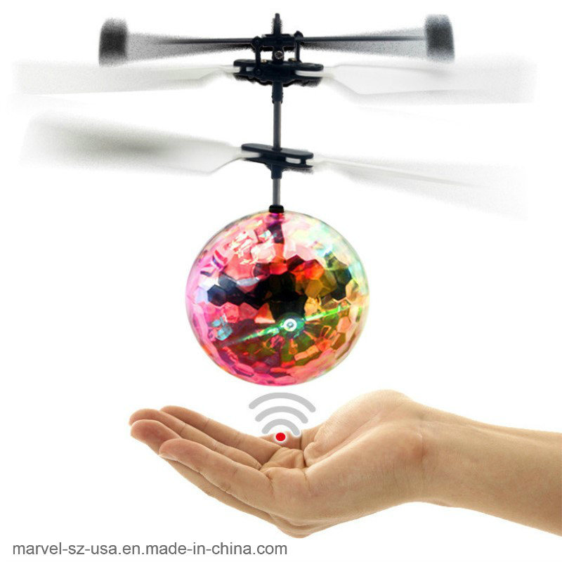 Electronic Infrared Induction Aircraft RC Helicopter Remote Control Toys pictures & photos