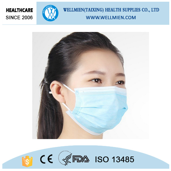 Pollenproof Mask Disposable Face Protective Item hot Daily Use