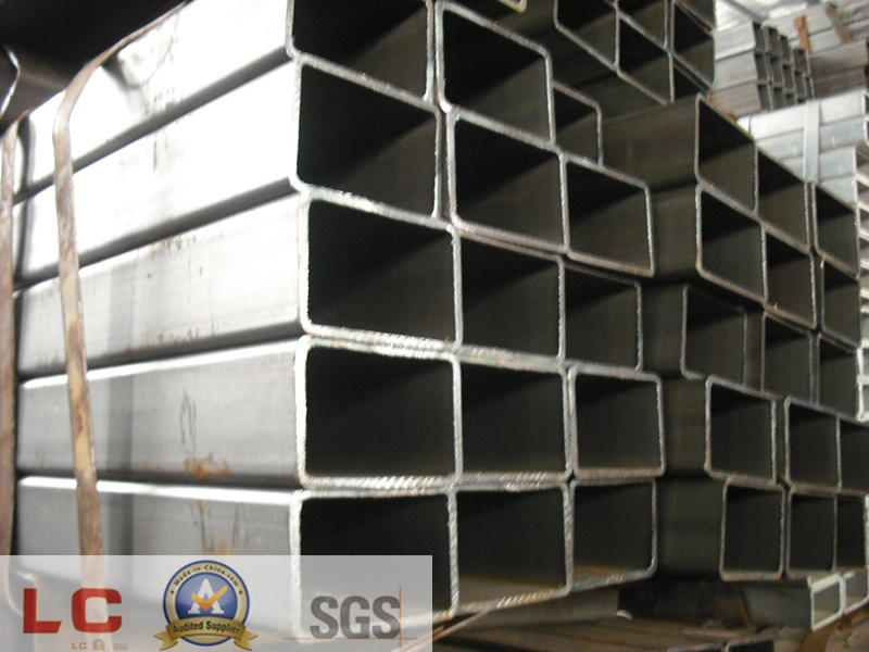 Structure Rectangule Tube/Pipe pictures & photos