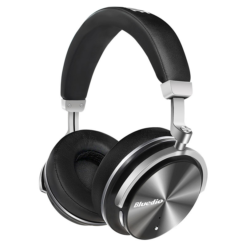 China Bluedio T4 Turbine Active Noise Cancelling Bluetooth Headphones With Mic Over Ear Swiveling Wired China Anc And Active Noise Cancelling Price