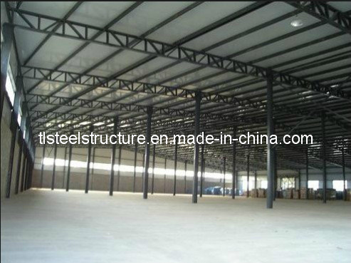 Steel Frame Structure Prefabricated Warehouse for Sale pictures & photos