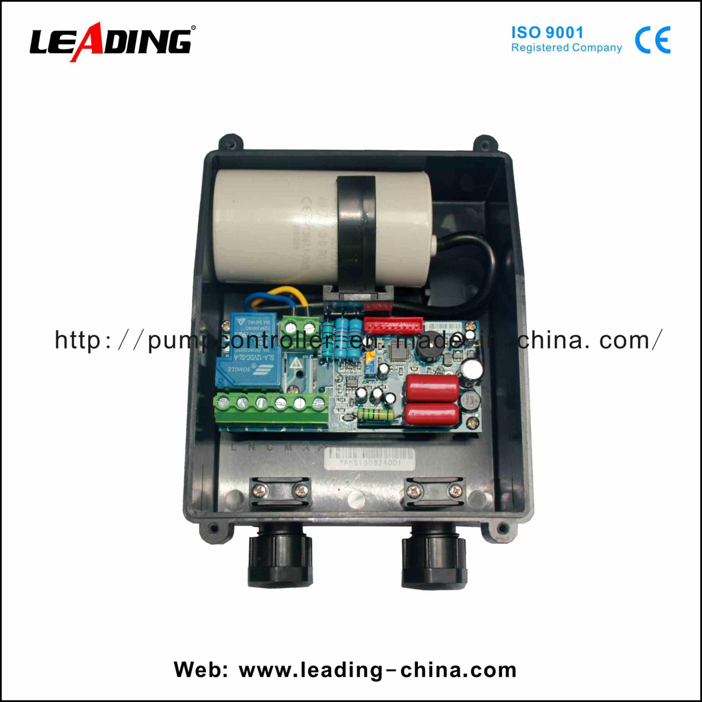 China AC Power Supply of Single Phase Motor Starter (MP-S1) Photos
