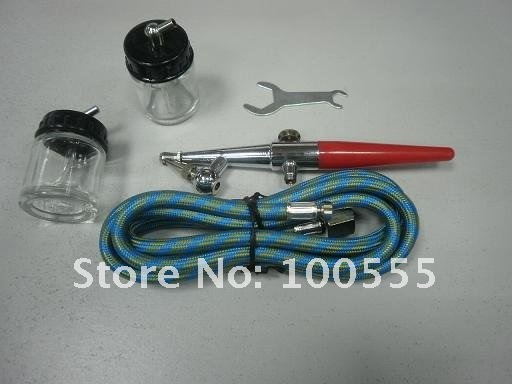 0.5mm Single-Action Airbrush for Make up, Nail Spray, Painting Pr-158 pictures & photos